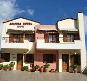 Hostels e Albergues - Hotel Aristea