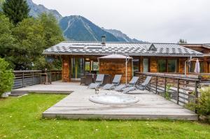 Chalet Union - Accommodation - Chamonix