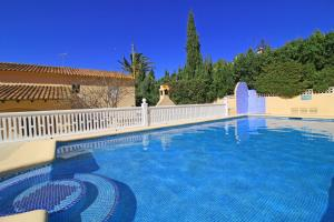 Villas Costa Calpe - Jose Luis, Case vacanze  Calpe - big - 5