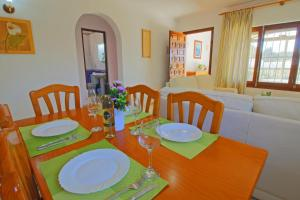 Villas Costa Calpe - Jose Luis, Case vacanze  Calpe - big - 8