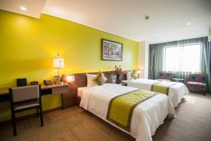 Hotel Kuretakeso Tho Nhuom 84, Hotely  Hanoj - big - 1