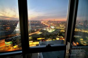 MyHouse N5 Suites, Apartmány  Esenyurt - big - 55