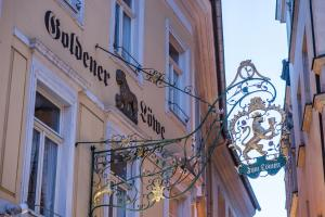 Hotel Goldener Löwe - Diesbar