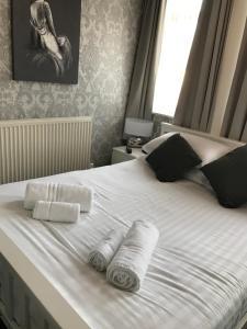 Queens Plaza Hotel, Panziók  Blackpool - big - 80