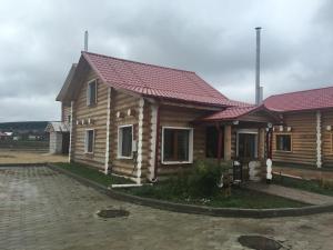 Гостиницы Ключей, Пермский край
