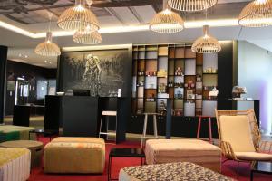 Novotel Lille Centre Gares, Hotely  Lille - big - 77