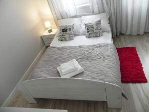Bedroom Apartments Krzywoustego