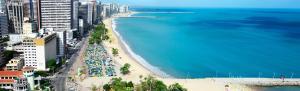 Fortal Flats, Ferienwohnungen  Fortaleza - big - 3