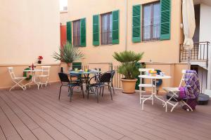 Can Blau Homes Turismo de Interior, Ferienwohnungen  Palma de Mallorca - big - 107