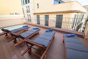 Can Blau Homes Turismo de Interior, Ferienwohnungen  Palma de Mallorca - big - 90