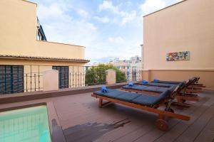 Can Blau Homes Turismo de Interior, Ferienwohnungen  Palma de Mallorca - big - 78