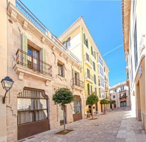 Can Blau Homes Turismo de Interior, Ferienwohnungen  Palma de Mallorca - big - 76