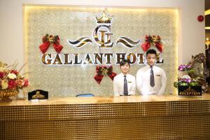 Gallant Hotel, Szállodák  Hai Phong - big - 34