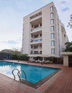 Oakwood Residence Naylor Road Pune, Apartmánové hotely  Pune - big - 1