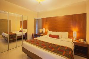Oakwood Residence Naylor Road Pune, Apartmanhotelek  Púna - big - 6