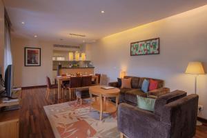 Oakwood Residence Naylor Road Pune, Apartmanhotelek  Púna - big - 3