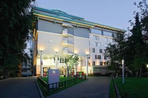 Mamaison All-Suites Spa Hotel Pokrovka - Moskva