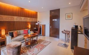 Oakwood Residence Naylor Road Pune, Apartmanhotelek  Púna - big - 14