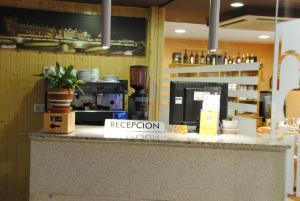 Hotel Alegría, Hotels  Baños de Montemayor - big - 14