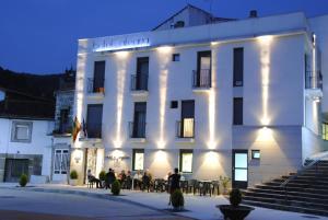 Hotel Alegría, Hotels  Baños de Montemayor - big - 13