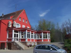 Accommodation in Colmar