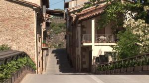 Allotjaments Rurals Can Pere Petit, Apartmanok  Santa Pau - big - 18