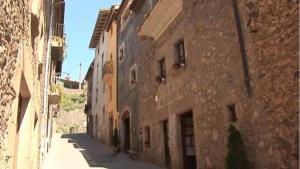 Allotjaments Rurals Can Pere Petit, Apartmanok  Santa Pau - big - 44