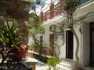 Hotel Maroulis, Hotely  Naxos Chora - big - 4