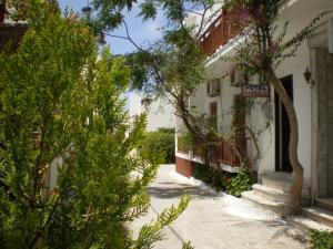 Hotel Maroulis, Hotely  Naxos Chora - big - 18
