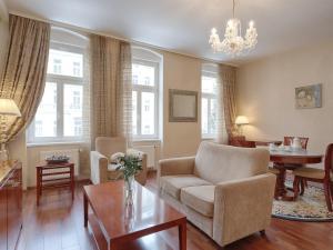 Rezidence Sadová, Apartmanhotelek  Karlovy Vary - big - 1