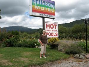 Rainbow Motel - Accommodation - Tokaanu