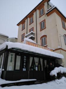 Hotel Liberty, Hotels  Pattada - big - 10