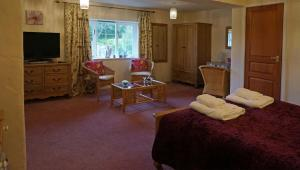 Magpies Lodge, Bed and breakfasts  Slinfold - big - 4