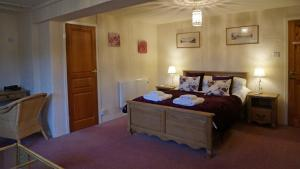 Magpies Lodge, Bed and breakfasts  Slinfold - big - 8