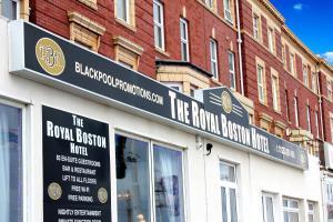 The Royal Boston Hotel - Blackpool