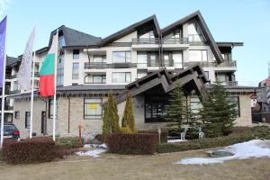 Apartment Kutelo, Apartments  Bansko - big - 51