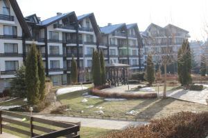 Apartment Kutelo, Apartments  Bansko - big - 23