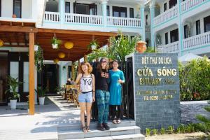 Hoi An Estuary Villa, Hotels  Hoi An - big - 37