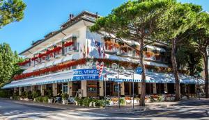 emblème de l'établissement Hotel Venezia