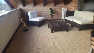 3 room lodging