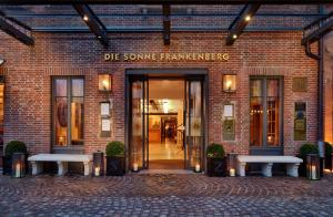 Hotel Die Sonne Frankenberg.  Photo 6