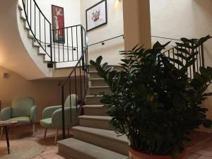 Seehotel THEODORS, Hotel  Wustrau - big - 44
