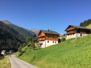 Apartmán Ferienwohnungen Hüttner Sankt Jakob in Defereggen Rakousko