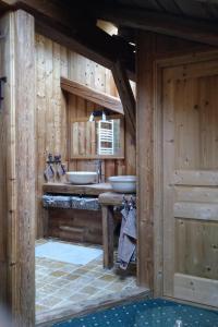 Chambre d'Hôtes La ferme d'en bas - Accommodation - Samoëns