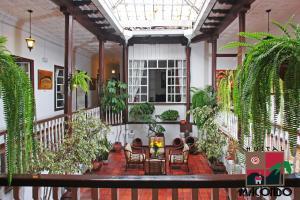 Casa Macondo Bed & Breakfast, B&B (nocľahy s raňajkami)  Cuenca - big - 79