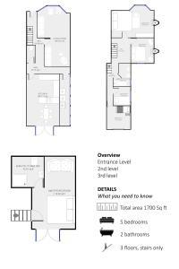 5 Star 5 Bedroom London, Apartments  London - big - 40