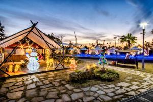 Ecohill Glamping Jeju, Zelt-Lodges  Jeju - big - 16