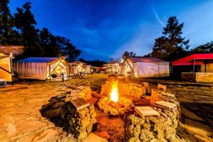 Ecohill Glamping Jeju, Zelt-Lodges  Jeju - big - 3