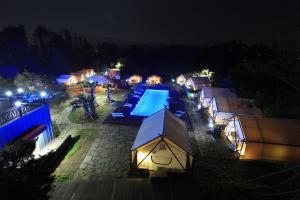 Ecohill Glamping Jeju, Zelt-Lodges  Jeju - big - 15