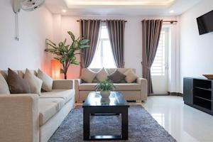La Belle Residence, Apartmány  Phnom Penh - big - 103